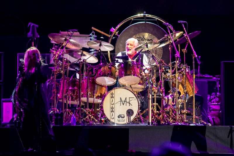 Mick Fleetwood Says He's Reconciled with Lindsey Buckingham and Hopes for Reunion Tour
