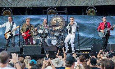 Journey Fire Bassist Ross Valory and Drummer Steve Smith