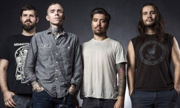 "Converge Release Video for Riff-Fest of a New Song ""A Single Tear"""