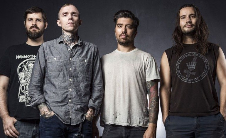 "Converge Return with New 7″ Featuring Blistering New Songs ""Eve"" and ""I Can Tell You About Pain"""