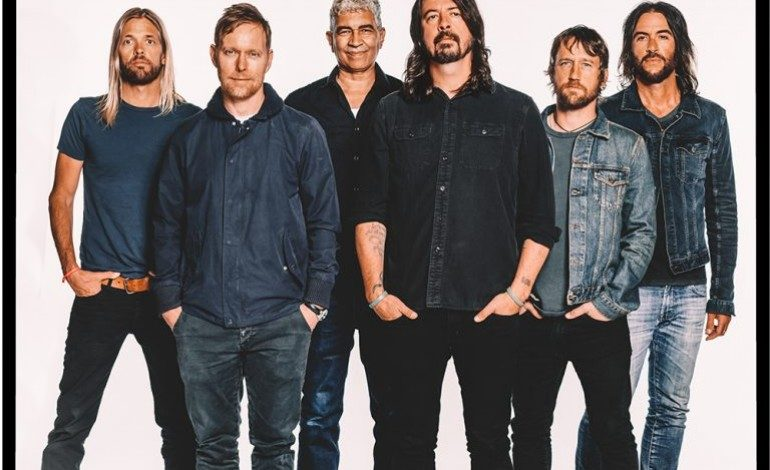 Foo Fighters Announces Spring 2017 Tour Dates