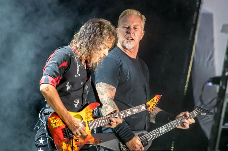 Live Stream Review: Metallica Virtual Concert for All Within My Hands