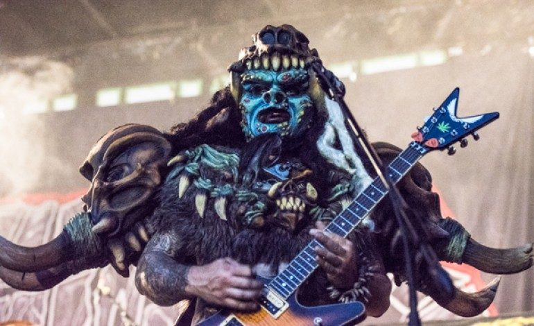 """Pustulus Maximus of GWAR Covers Cannibal Corpse's """"Pick Axe Murders"""" with Members of The Black Dahlia Murder, Suicidal Tendencies and Cadaver/Megadeth for Slay At Home Live Stream"""