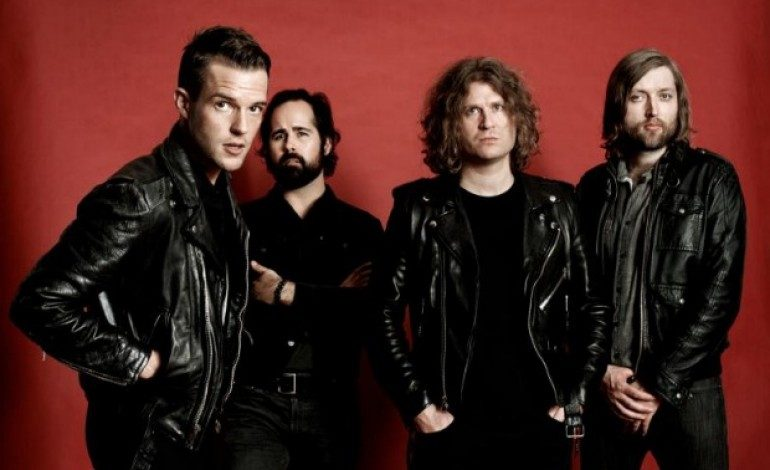 The Killers Live w/ Johnny Marr at Frank Erwin Center 9/12