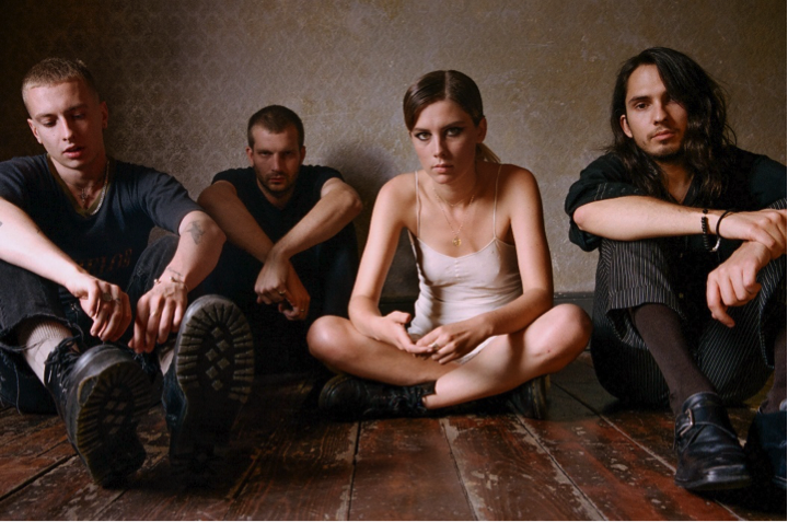 "Wolf Alice Play to a Grimy, Crowded Bar in New Video for ""Smile"""