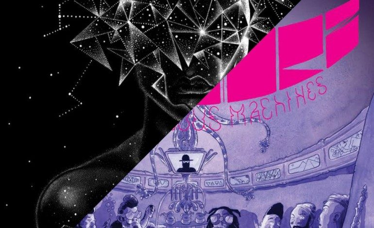 Shabazz Palaces – Quazarz vs. The Jealous Machines/Quazarz: Born on a Gangster Star