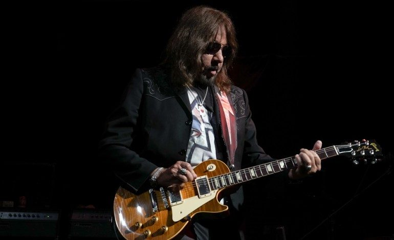 Ace Frehley Says He Wasn't Asked to Join KISS at New Year's Eve Concert in United Arab Emirates