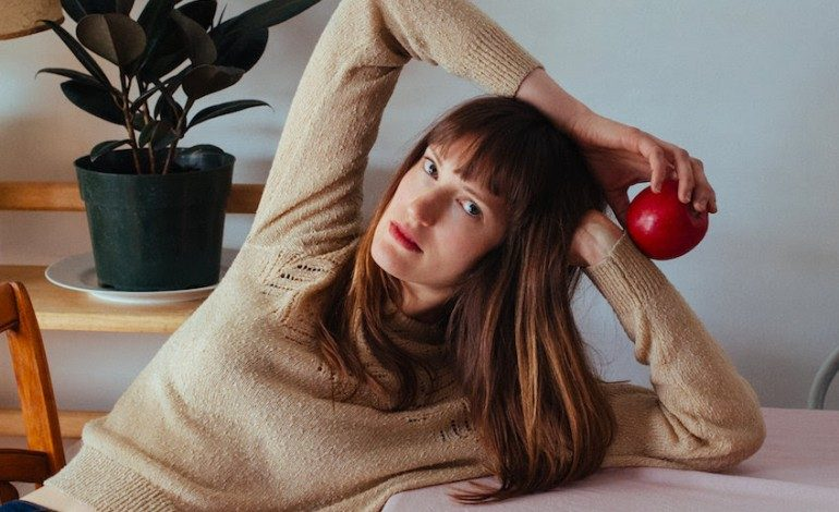 """Annie Hart of Au Revoir Simone Releases New Video With Karaoke Synth-Pop for """"Hard To Be Still"""""""