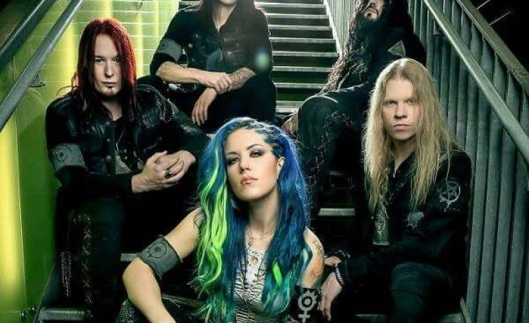 Arch Enemy Travels To Sweden In New Video for The Eagle Flies Alone