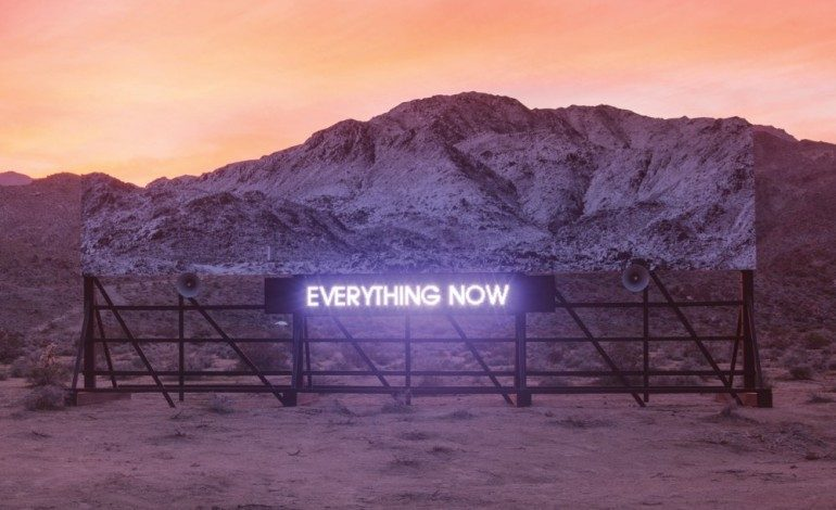 The Arcade Fire – Everything Now