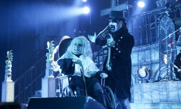 """King Diamond Performs New Song """"Masquerade Of Madness"""" Live In France"""