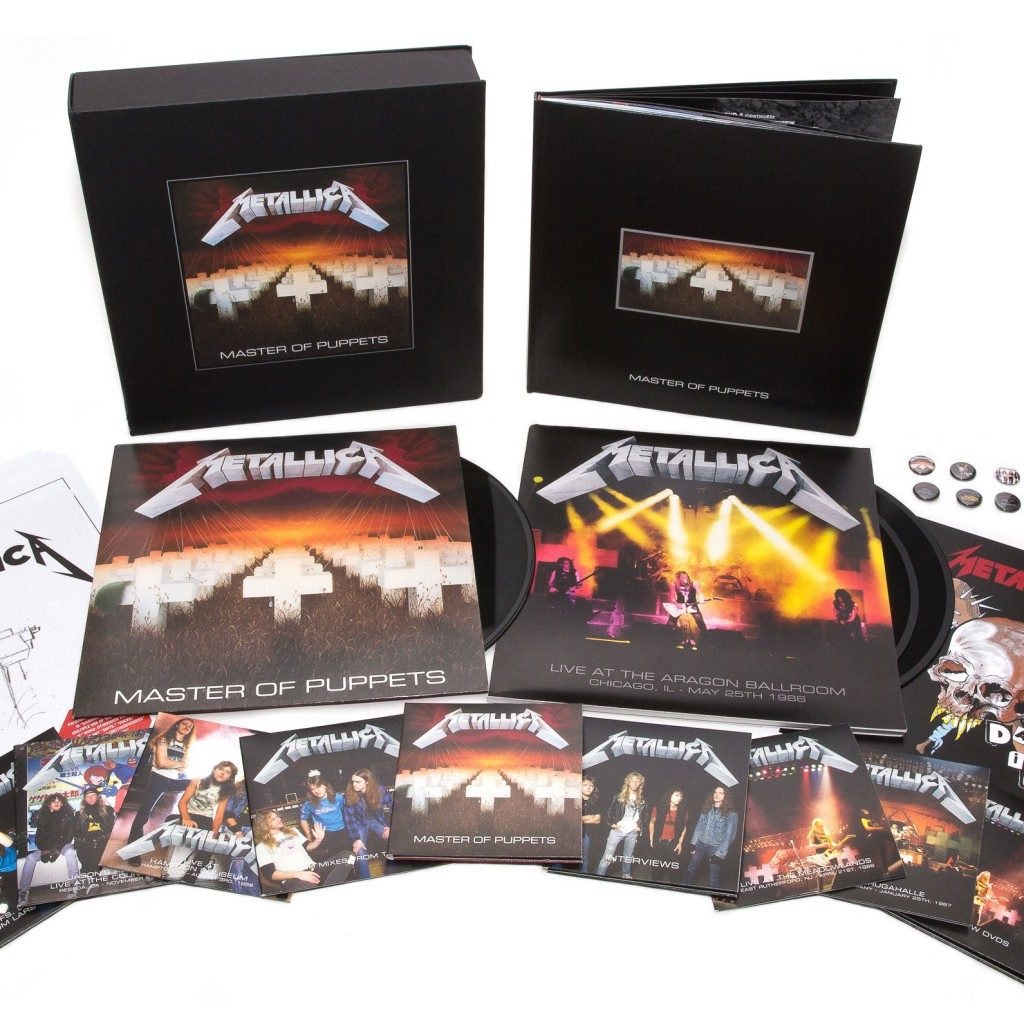 Metallica Box Set
