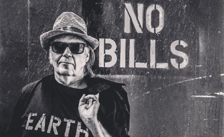 Neil Young Announces Paradox Official Soundtrack for March 2018 Release