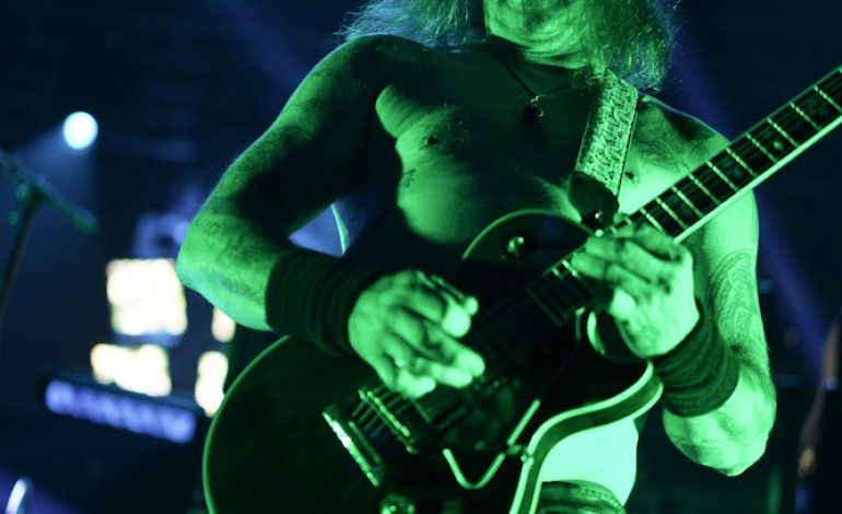 Matt Pike of High on Fire and Sleep is Working on a Solo Album