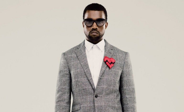 Kanye West Makes Rare Appearance at Kid Cudi's Concert