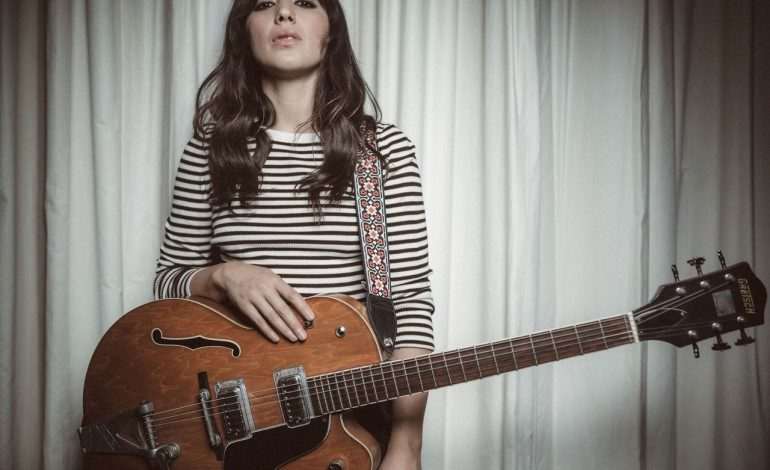 """Patrick Carney and Michelle Branch cover America's """"Horse With No Name"""""""