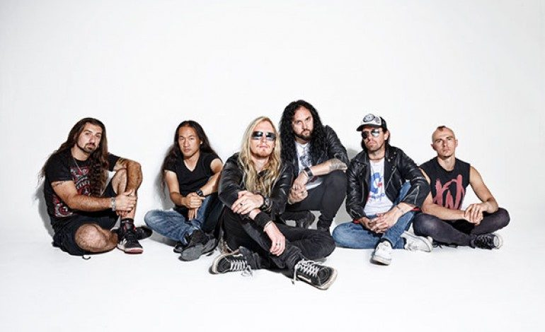 "DragonForce Debuts Music Video for ""Heart Demolition"""