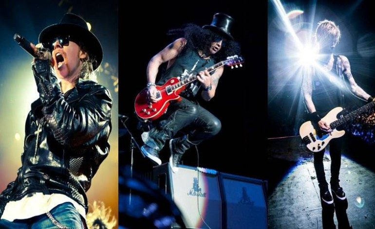 Guns 'N Roses Announces Spring 2020 Stadium Tour Dates
