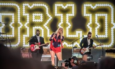 Kesha Performing for ACL Live at The Moody Theater 4/26