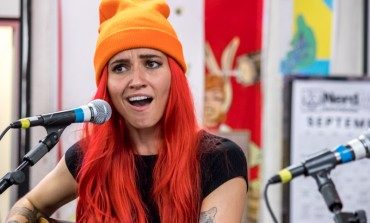 "Lights Shares An Electric Version Of Christmas Classic ""Deck The Halls"""