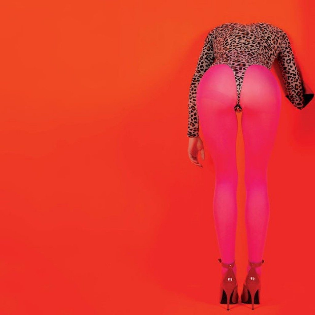St. Vincent - Masseduction Album Art