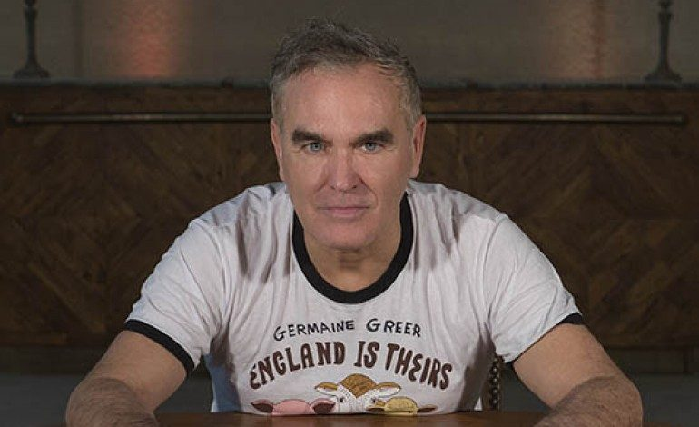 "Morrissey Postpones Canadian Concerts After Suffering ""Medical Emergency"""