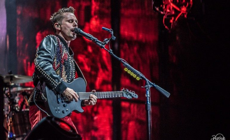 Muse announces virtual reality concert