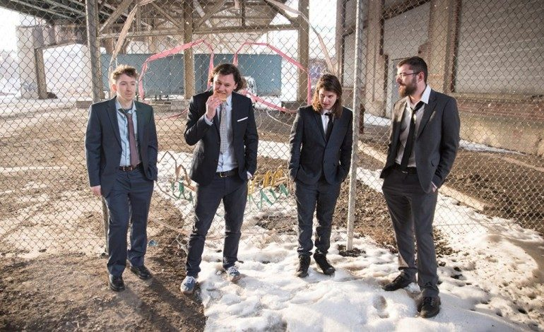 Manchester Orchestra & The Front Bottoms @ Brooklyn Steel 12/14, 12/15
