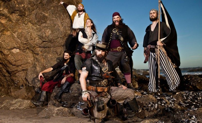 The Dread Crew Of Oddwood Proves that Acoustic Pirate Metal is Apparently Now a Thing