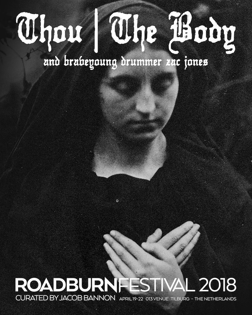 Thou and The Body Flyer