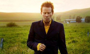 """Tom Waits Records New Song """"Innocent When You Dream"""" at Banksy's Hotel Lobby"""