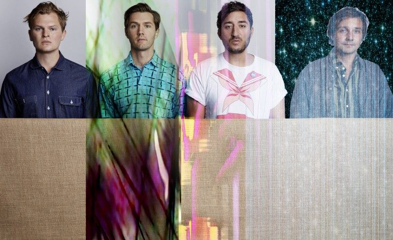 Grizzly Bear Live at Apogee Studios for KCRW, Los Angeles