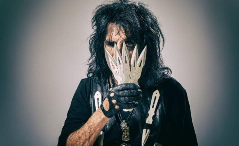 Alice Cooper Announces Spring 2018 A Paranormal Evening With… Tour Dates