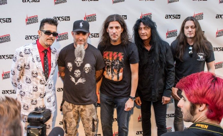 """John Bush and Charlie Benante Reunite in San Francisco to Play Anthrax's """"Room For One More"""""""