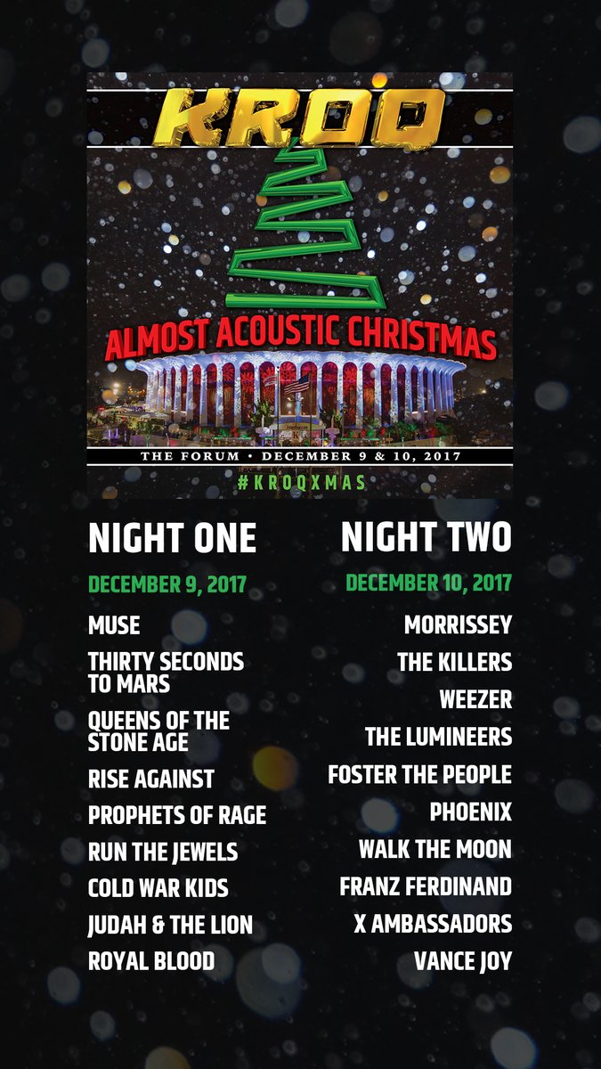 the killers christmas songs youtube