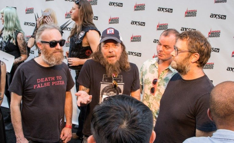 Red Fang Announces Fall 2021 Tour Dates with Starcrawler, Here Lies Man and Warish
