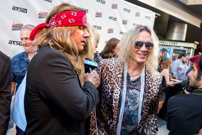 Steel-Panther-Loudwire-Awards-MA-10242017