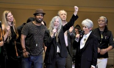 Patti Smith Announces November 2020 Black Friday Live Stream Concert