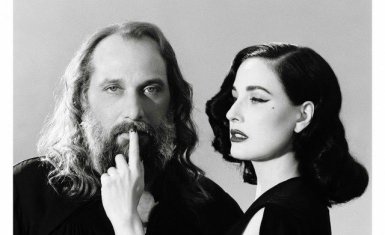 Dita Von Teese Announces Self-Titled Debut Album with Music by Sebastien Tellier for February 2018 Release