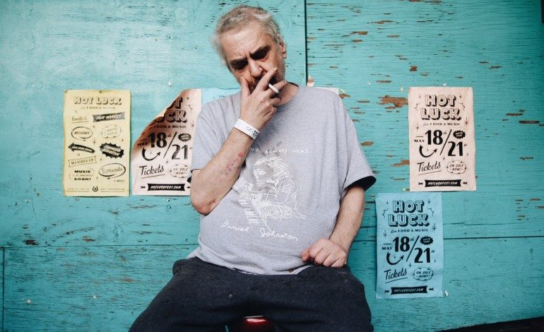 Daniel Johnston Live at The Orpheum, Los Angeles
