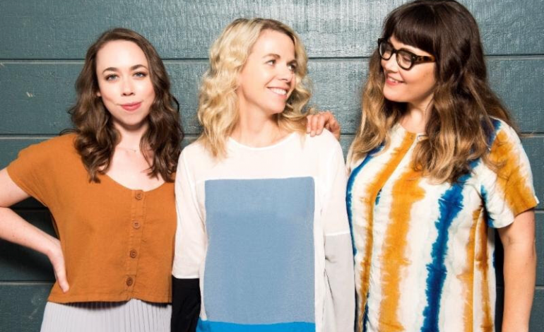 Sara Watkins, Sarah Jarosz, and Aoife O'Donovan Join To Form I'm With Her and Announce Debut Album See You Around for February 2018 Release