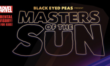 Black Eyed Peas Release Augmented Reality App Featuring the Voices of Jamie Foxx, Stan Lee, Common, Ice T and More to Accompany Marvel Graphic Novel