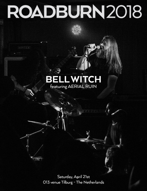 Roadburn Bell Witch Featuring Aerial Ruin