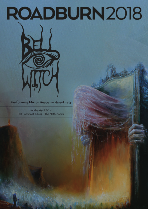 Roadburn Bell Witch playing Mirror Reaper
