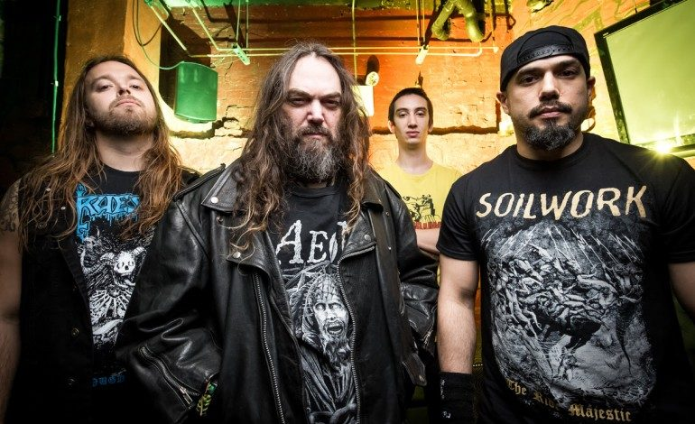 Soulfly Is In The Studio Working On A New Album