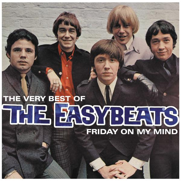 Easybeats Album Cover