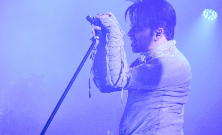 """Gary Numan Shows His Heavier Side on  New Song """"Saints and Liars"""""""