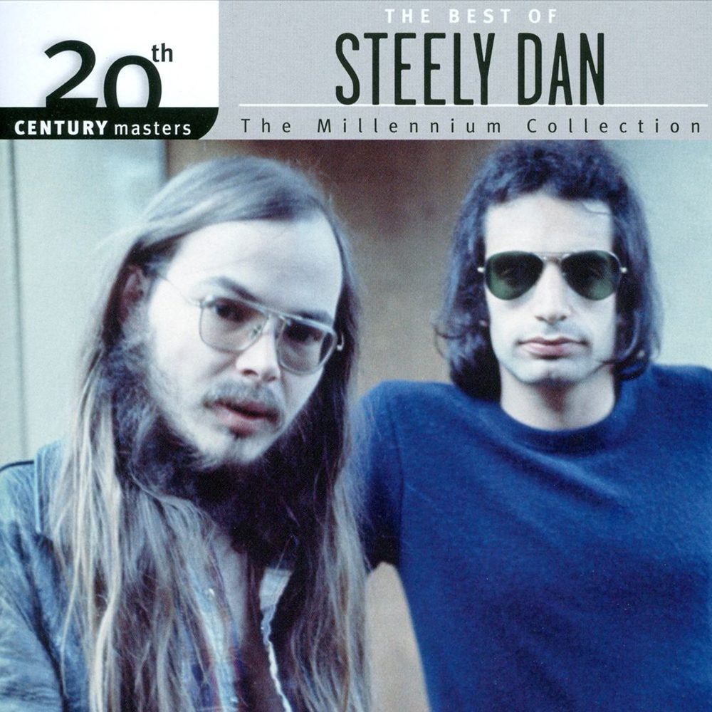 Steely Dan Album Cover