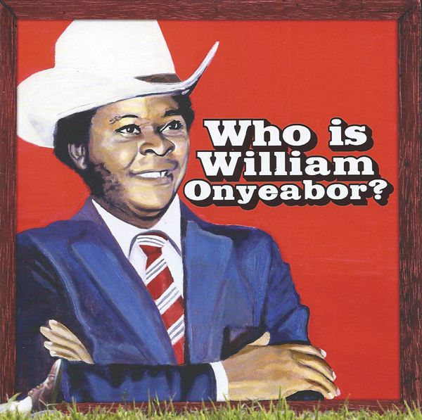 William Onyeabor Album Cover