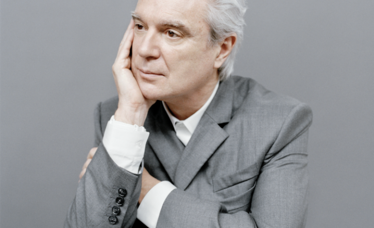 """David Byrne Performs The BPA Song """"Toe Jam"""" and Covers Janelle Monae's Protest Song """"Hell You Talmbout"""""""